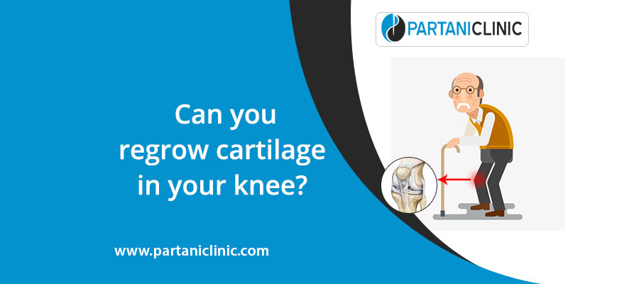 Can you regrow cartilage in your knee?